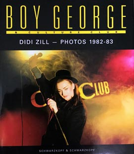 Boy George & Culture Club Buch