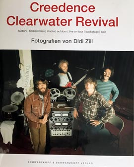 Creedence Clearwater Buch