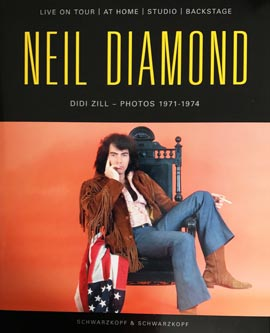 Neil Diamond Buch